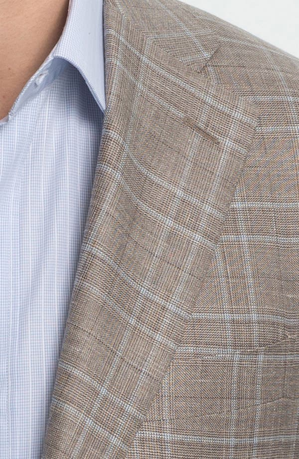 Alternate Image 3  - Canali Plaid Sportcoat