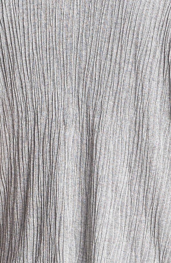 Alternate Image 3  - Eileen Fisher Textured Crop Cardigan (Plus)