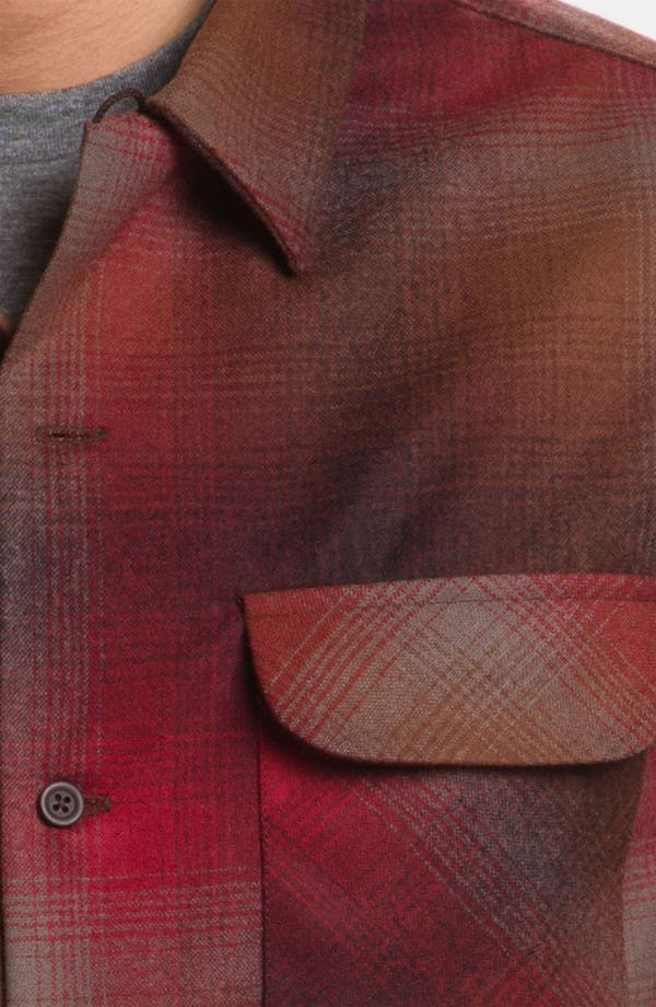 Alternate Image 3  - Pendleton Fitted Wool Shirt