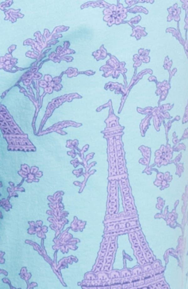 Alternate Image 3  - BedHead Classic Knit Pajamas
