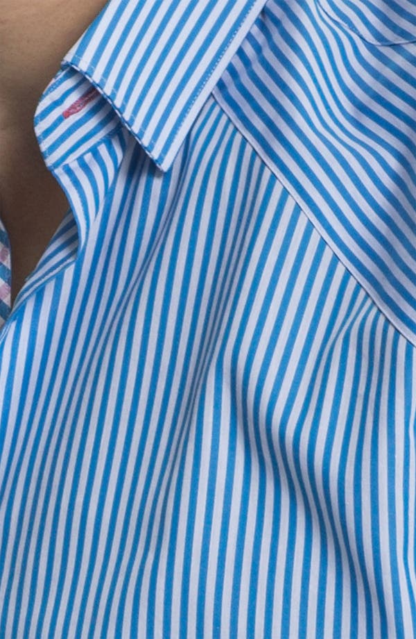 Alternate Image 3  - Stone Rose Stripe Woven Shirt