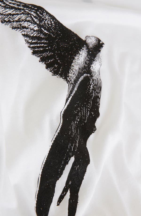 Alternate Image 3  - Topshop 'Mirror Bird' Graphic Tee