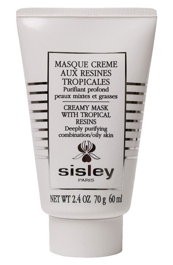 Creamy Mask with Tropical Resins,                             Main thumbnail 1, color,                             None
