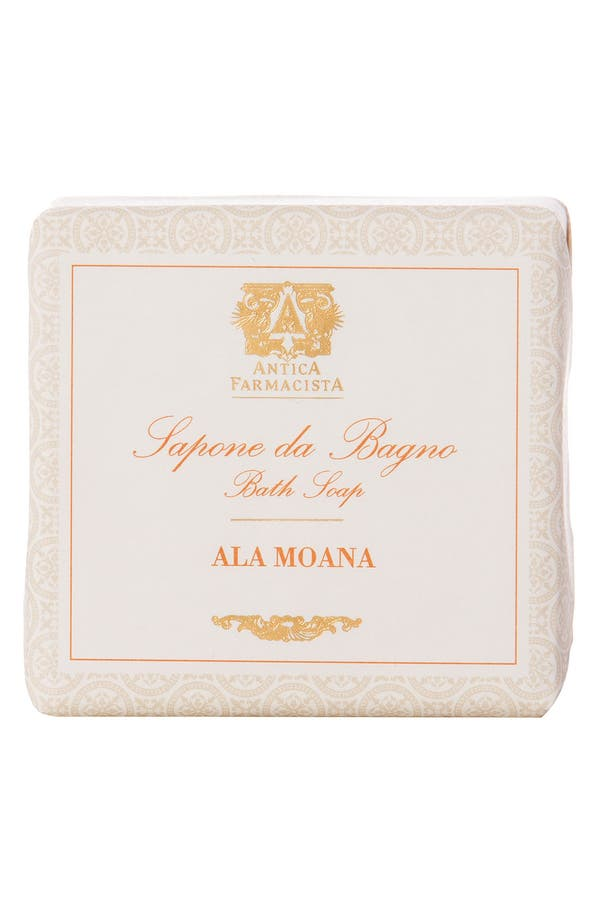 'Ala Moana' Bar Soap,                             Main thumbnail 1, color,                             No Color