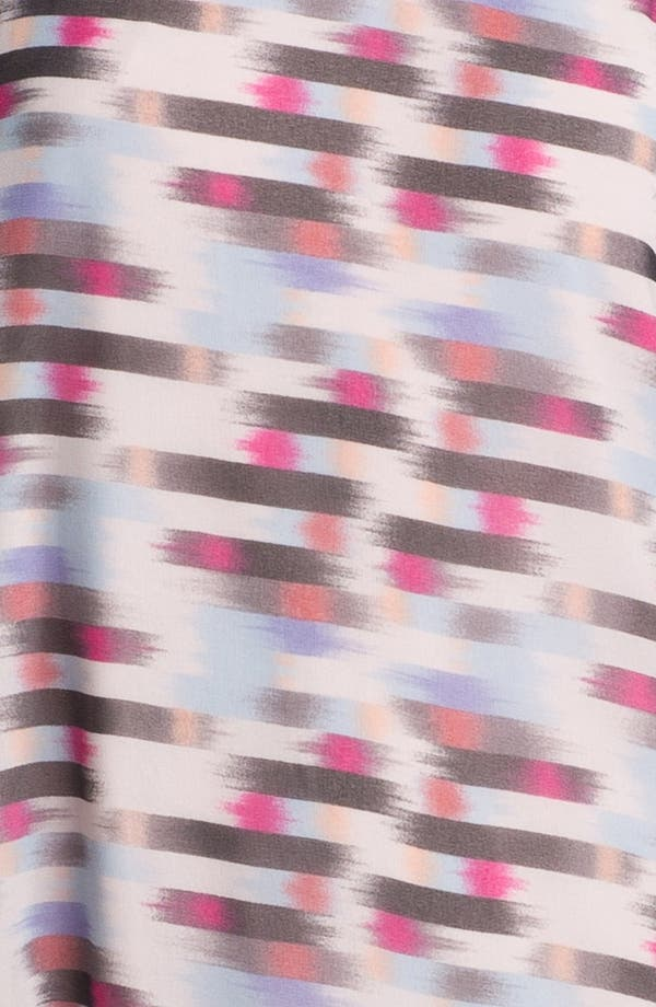 Alternate Image 3  - Lush Blur Print Drop Waist Dress (Juniors)