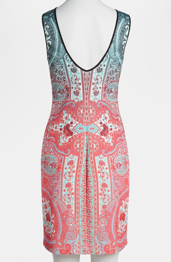 Alternate Image 3  - Dream Daily Ombré Body-Con Dress