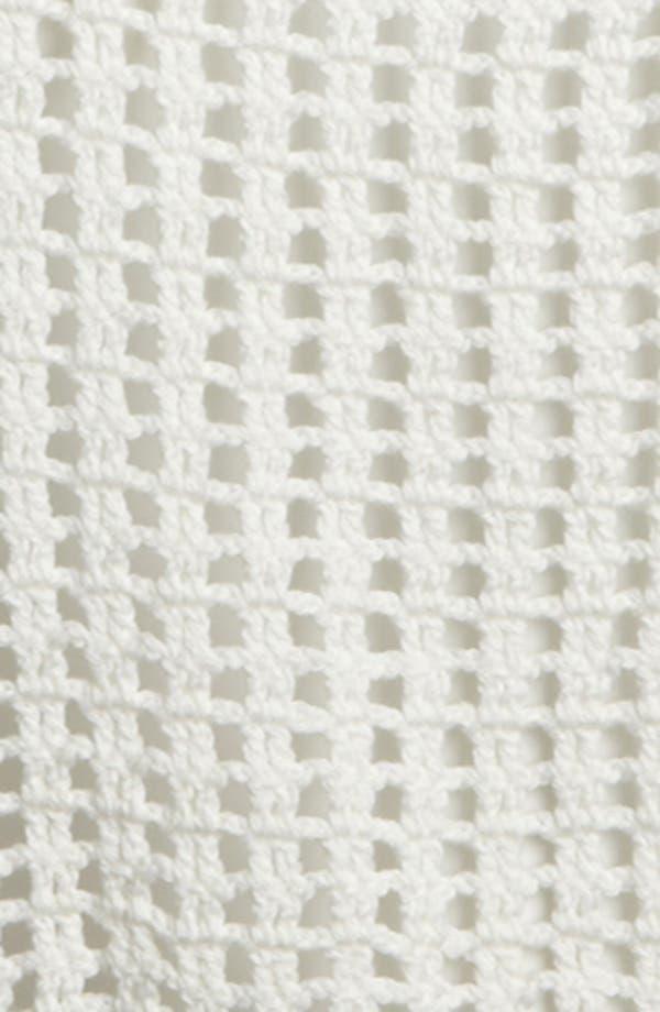 Alternate Image 4  - MINKPINK 'Angel Tears' Crochet Tank