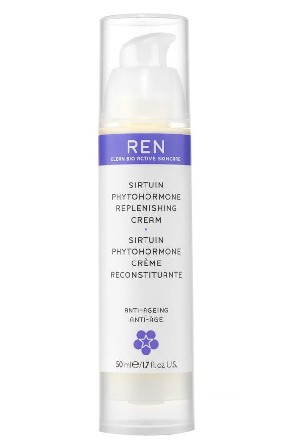 Alternate Image 1 Selected - SPACE.NK.apothecary REN Sirtuin Phytohormone Replenishing Cream