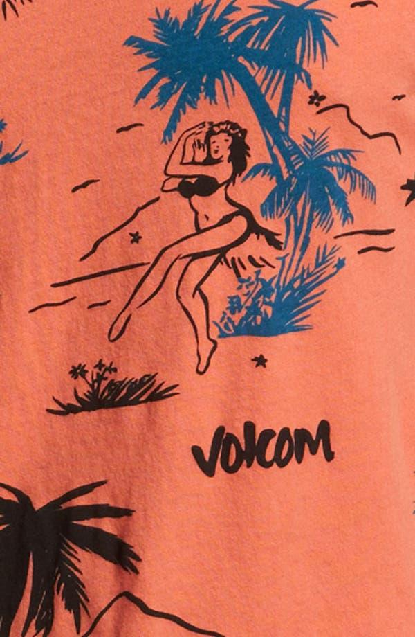 Alternate Image 3  - Volcom 'Hula' Tank Top