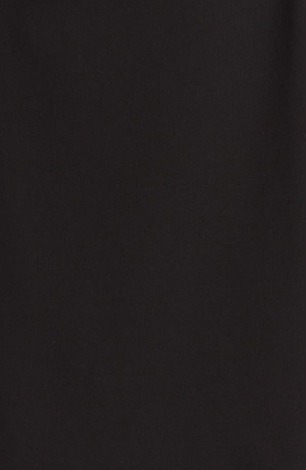 Alternate Image 3  - Calvin Klein Rosette Detail Sheath Dress