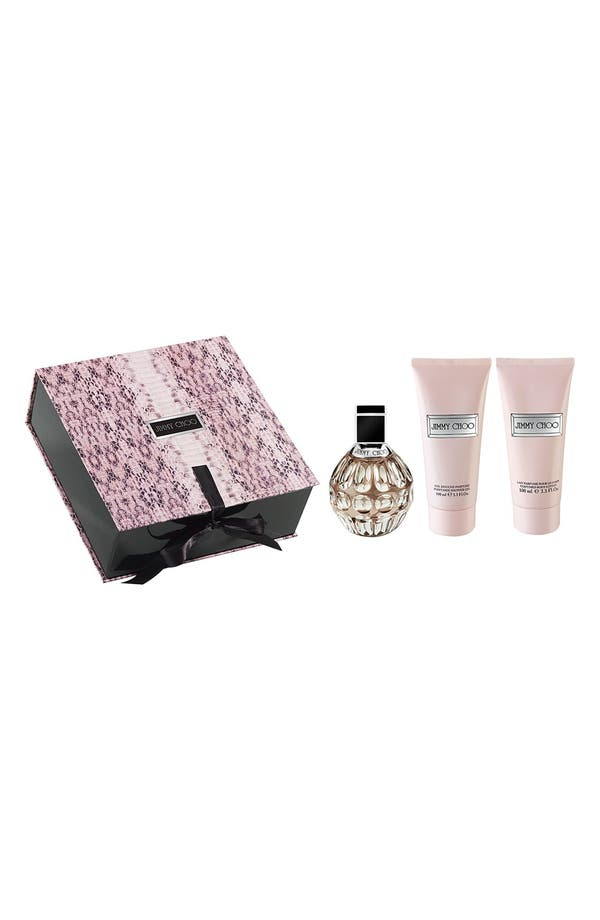 Alternate Image 1 Selected - Jimmy Choo Eau de Parfum Gift Set ($154 Value)