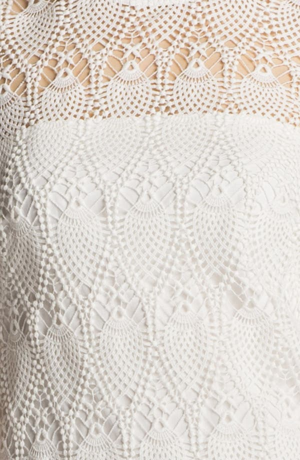 Alternate Image 3  - Trina Turk 'Bisti' Lace Shift Dress