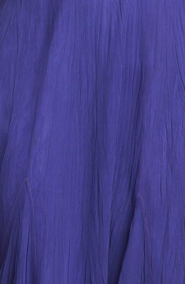 Alternate Image 3  - Komarov Embellished Textured Chiffon Dress