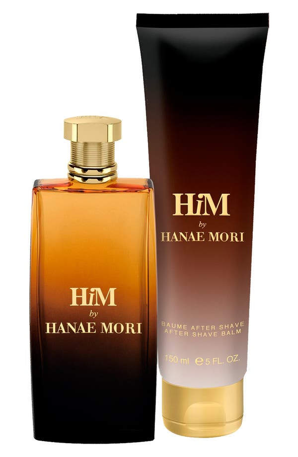Alternate Image 2  - HiM by Hanae Mori Fragrance Gift Set ($106 Value)