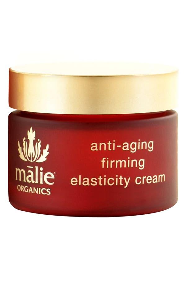 Anti-Aging Organic Firming Elasticity Cream,                         Main,                         color, No Color