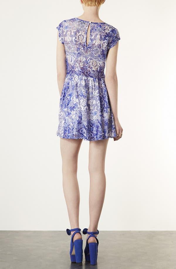 Alternate Image 2  - Topshop 'China Lace' Dress