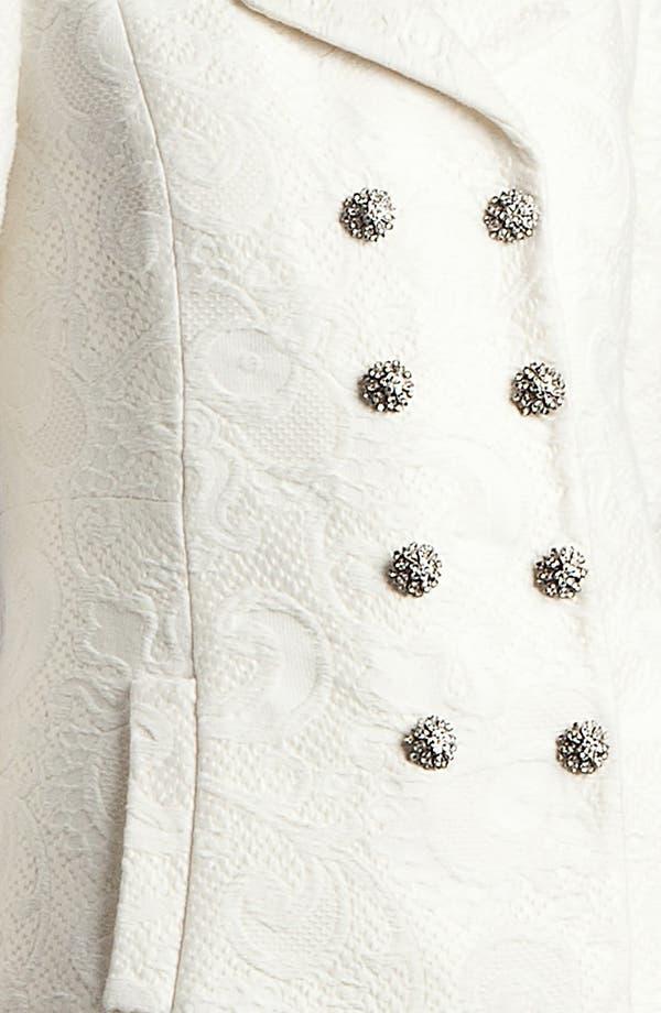Alternate Image 3  - Dolce&Gabbana Brocade Coat