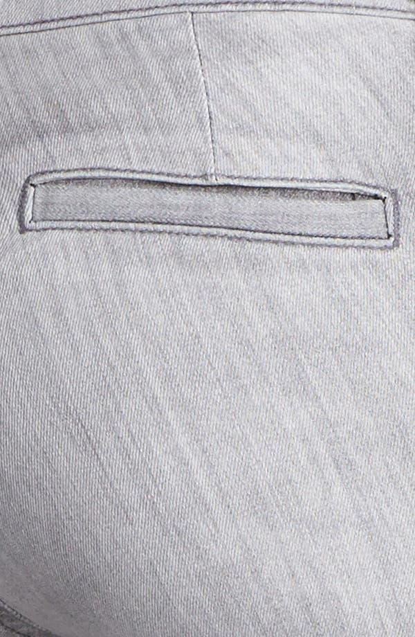Alternate Image 3  - J Brand 'The Brix' Moto Skinny Pants (Lunar)