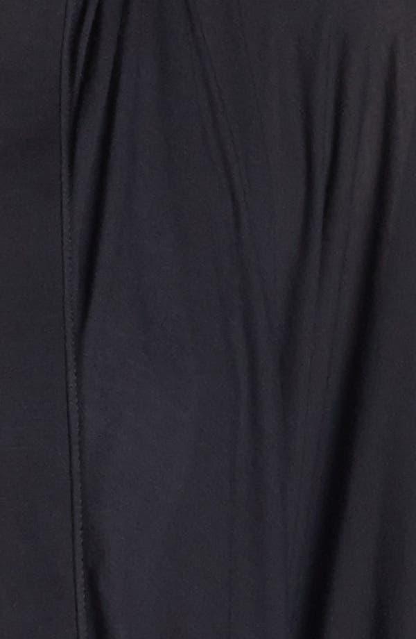 Alternate Image 3  - HELMUT Helmut Lang 'Kinetic Jersey' Drape Front Cardigan