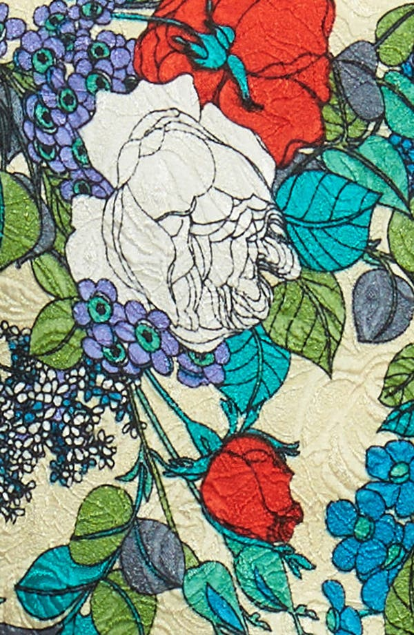 Alternate Image 3  - I.Madeline Floral Print Dress