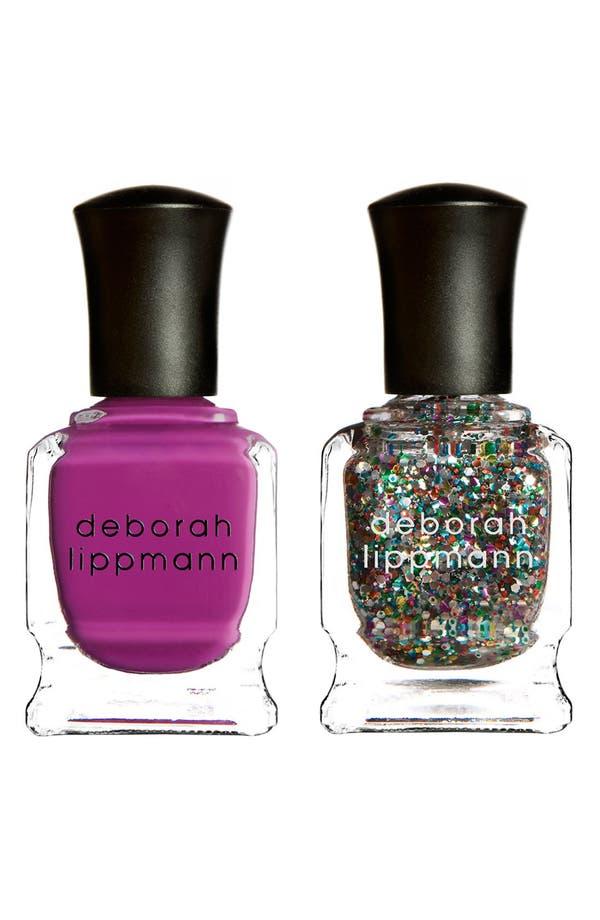 Alternate Image 2  - Deborah Lippmann 'R&B' Mini Nail Lacquer Duet (Nordstrom Exclusive) ($24 Value)