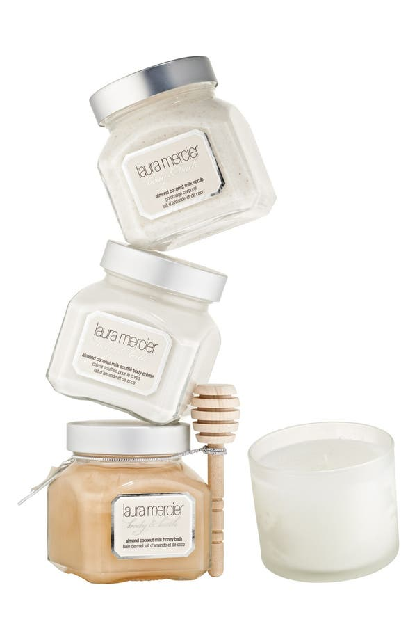 Main Image - Laura Mercier 'Almond Coconut Milk' Bath & Body Luxe Set ($93 Value)