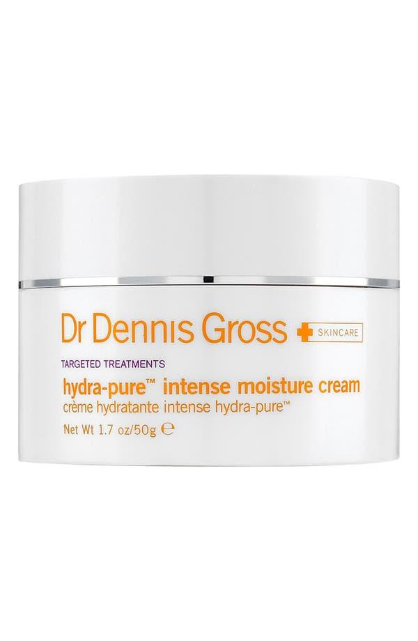 Alternate Image 1 Selected - Dr. Dennis Gross Skincare Hydra-Pure Intense Moisture Cream