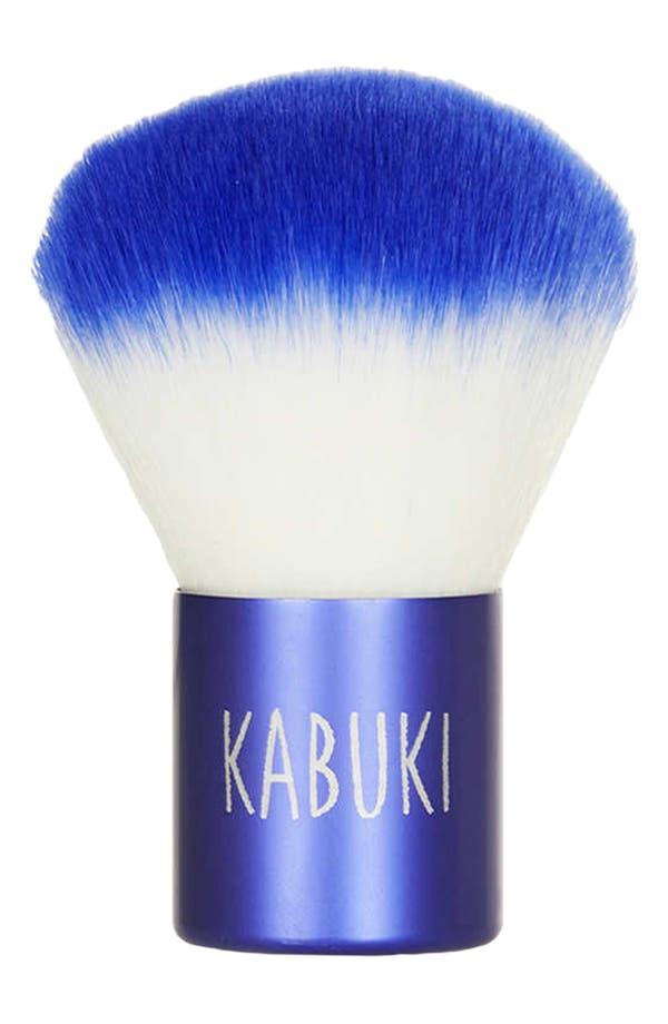 Alternate Image 1 Selected - Topshop Kabuki Brush