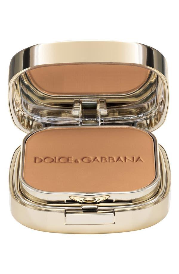 Alternate Image 1 Selected - Dolce&Gabbana Beauty Perfect Matte Powder Foundation