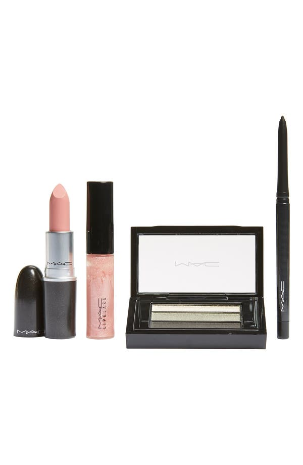 M·A·C 'Look in a Box - All About Nude' Set,                         Main,                         color, All About Nude