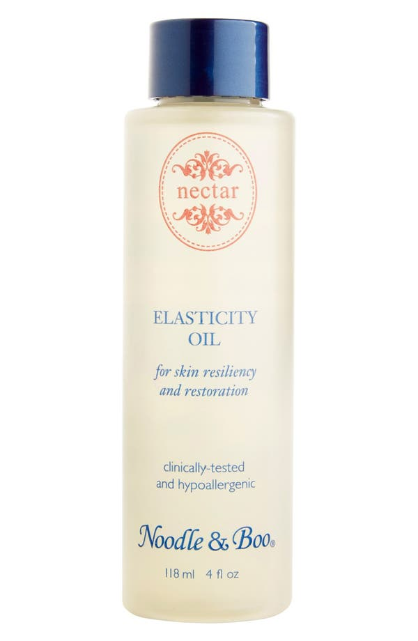 NOODLE & BOO Nectar For The Mama Elasticity Oil/4 Oz. in Yellow