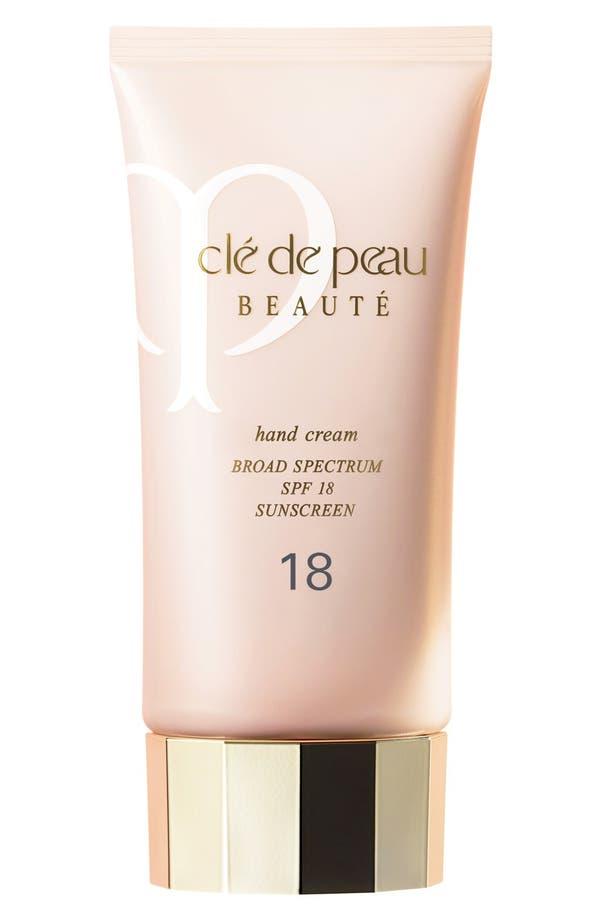 Main Image - Clé de Peau Beauté Hand Cream