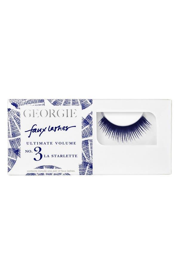 Main Image - Georgie Beauty™ 'La Starlette' Faux Lashes