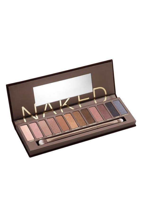Naked Palette,                         Main,                         color, Naked Palette