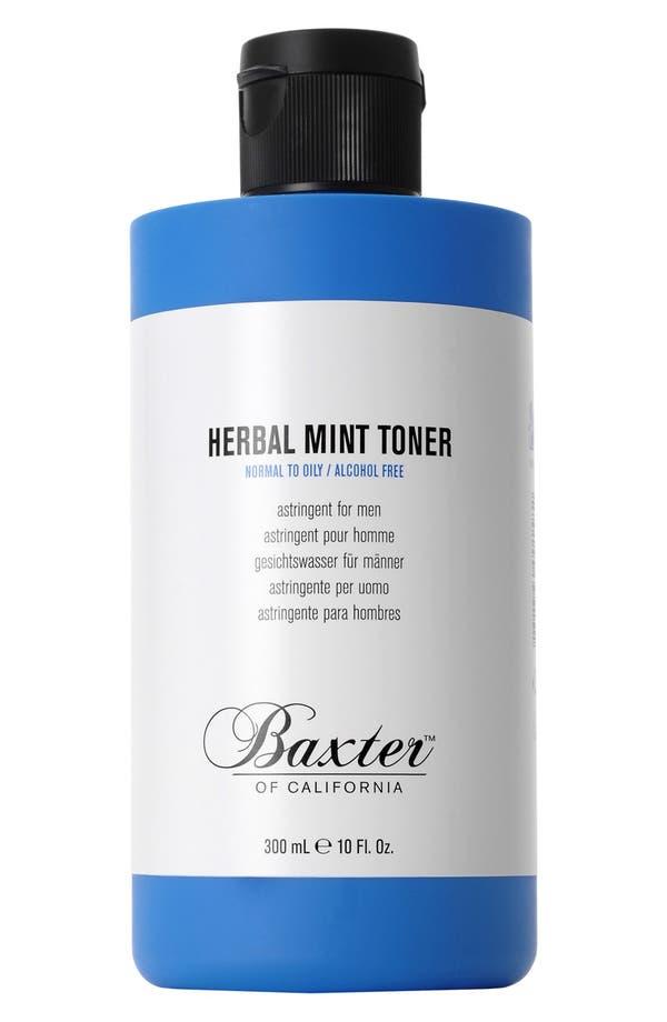 Alternate Image 1 Selected - Baxter of California Herbal Mint Toner