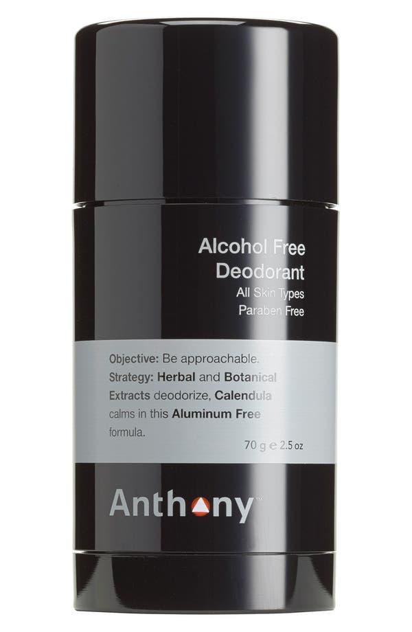 Main Image - Anthony™ Alcohol Free Deodorant