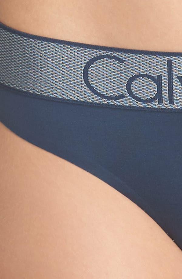 Alternate Image 8  - Calvin Klein Bikini