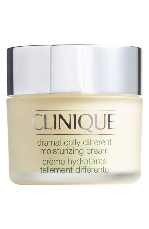 Main Image - Clinique Dramatically Different Moisturizing Cream