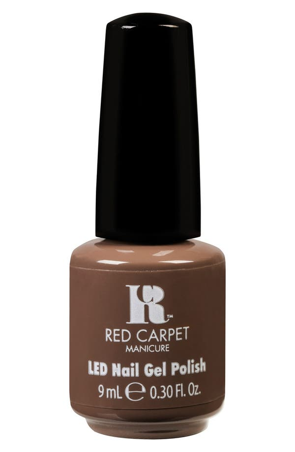 LED Nail Gel Polish,                         Main,                         color, Expresso Yourself