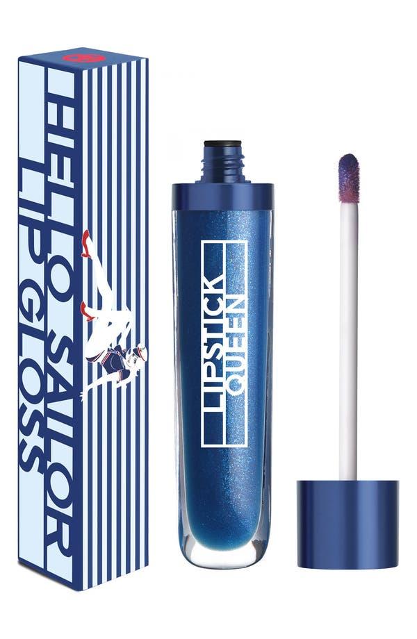Alternate Image 5  - SPACE.NK.apothecary Lipstick Queen Hello Sailor Lip Gloss