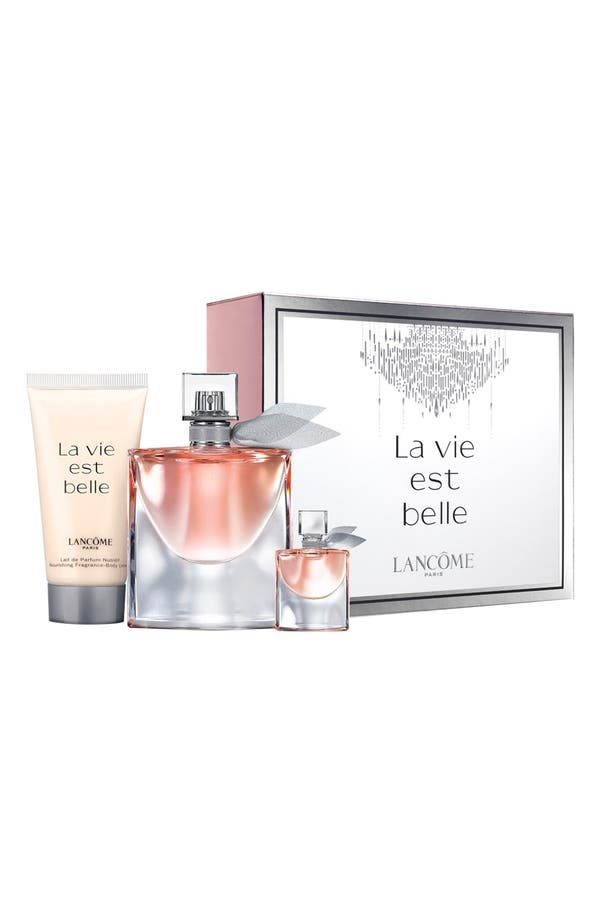 Alternate Image 1 Selected - Lancôme 'La Vie est Belle' Set ($100 Value)