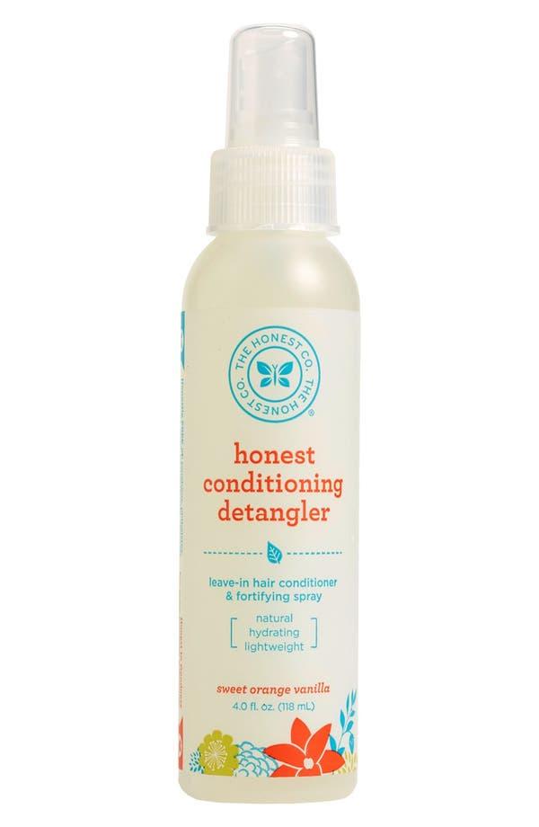 Leave-in Conditioning Detangler Spray,                         Main,                         color, Sweet Orange Vanilla