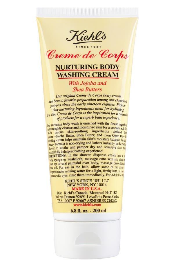 'Creme de Corps' Nurturing Body Washing Cream,                         Main,                         color, No Color