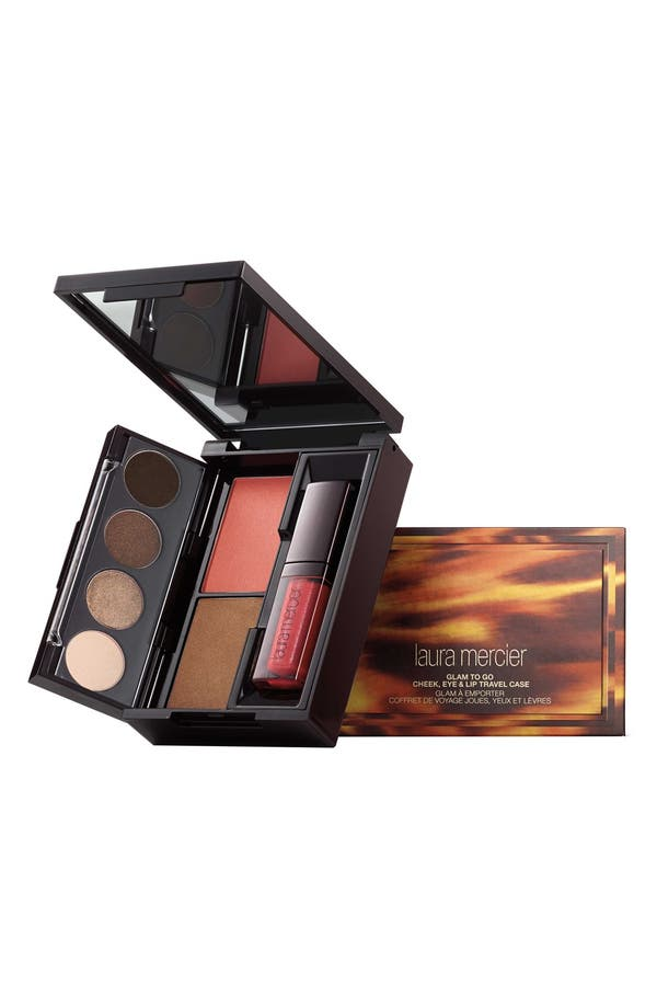 Alternate Image 2  - Laura Mercier 'Glam to Go' Cheek, Eye & Lip Travel Set (Limited Edition) ($85 Value)