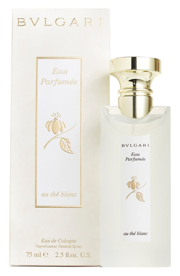Alternate Image 2  - BVLGARI 'Eau Parfumée au thé blanc' Eau de Cologne Spray