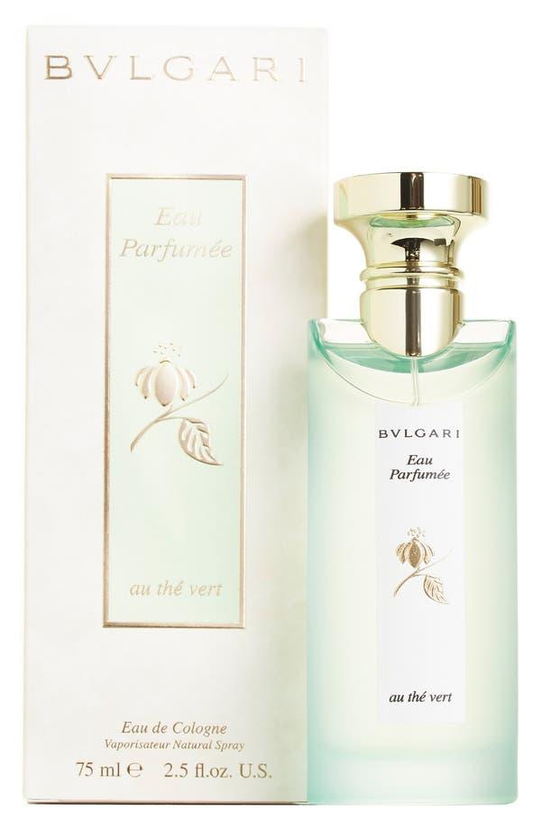 Alternate Image 2  - BVLGARI 'Eau Parfumée au thé vert' Eau de Cologne Spray (2.5 oz.)