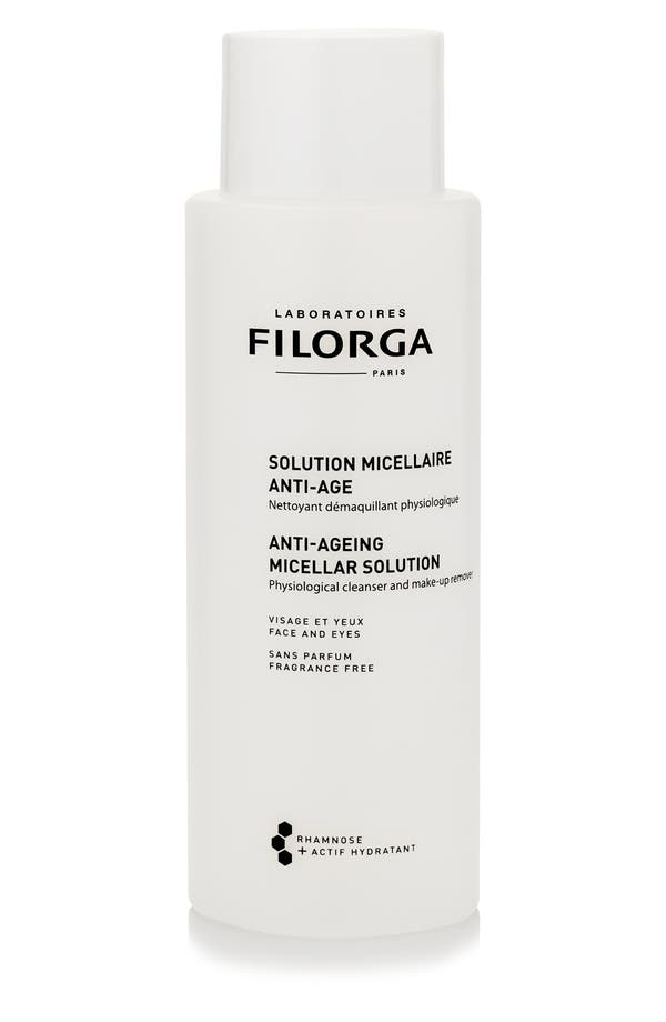Alternate Image 1 Selected - Filorga 'Anti-Aging Micellar Solution' Physiological Cleanser and Makeup Remover