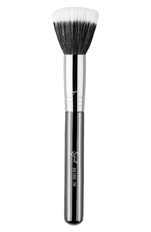 Alternate Image 1 Selected - Sigma Beauty F50 Duo Fibre Brush