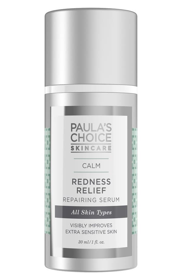 Calm Redness Relief Repairing Serum,                             Main thumbnail 1, color,                             No Color