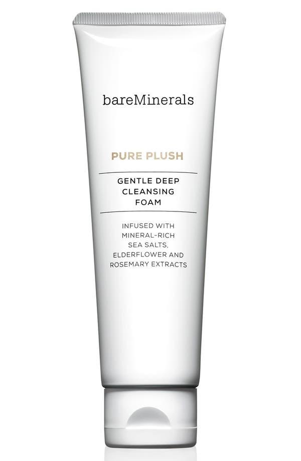 Main Image - bareMinerals® Pure Plush Gentle Deep Cleansing Foam
